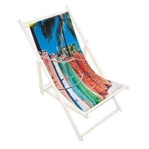 Deckchair Fabric Only